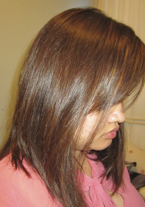 Changing My Hair Colour With Schwarzkopf And New Hair Cut